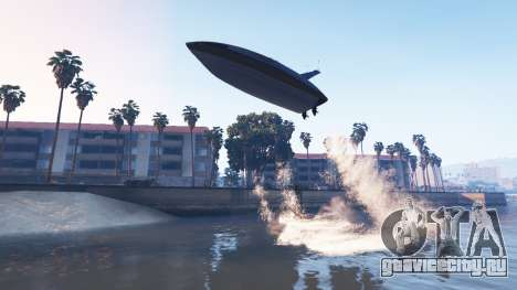Прыгающий транспорт для GTA 5 третий скриншот