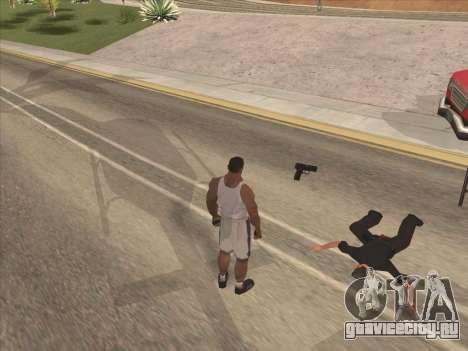 Отличные русские пистолеты для GTA San Andreas третий скриншот