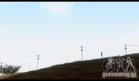 ENB Pavanjit v4 для GTA San Andreas восьмой скриншот