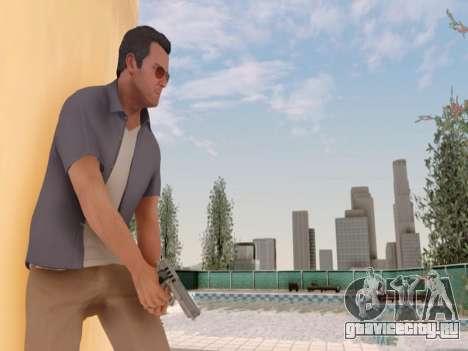 ENB для средних PC by WD для GTA San Andreas