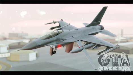 F-16A Republic of Korea Air Force для GTA San Andreas