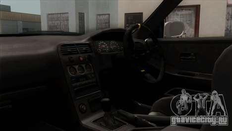 Nissan Skyline R33 Drift JDM для GTA San Andreas вид справа