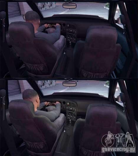 Управление автомобилем для GTA 5 пятый скриншот