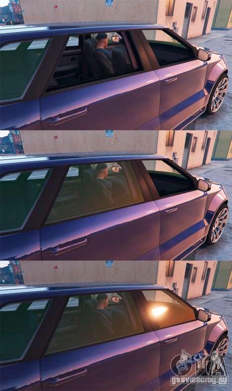 Управление автомобилем для GTA 5 четвертый скриншот