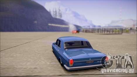 Reflective ENBSeries v2.0 для GTA San Andreas девятый скриншот