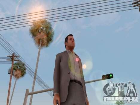 ENB для средних PC by WD для GTA San Andreas седьмой скриншот