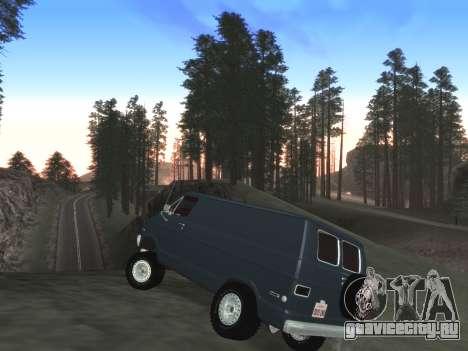 Приятный ColorMod Final для GTA San Andreas пятый скриншот