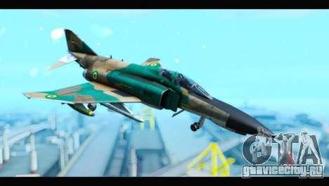 McDonnell Douglas F-4 IRIAF для GTA San Andreas