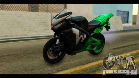 Honda CBR1000RR для GTA San Andreas