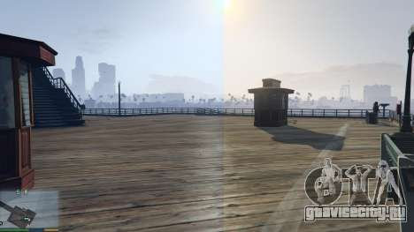 Natural Tones and Lighting (Custom ReShade) для GTA 5
