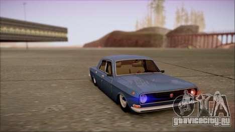 Reflective ENBSeries v2.0 для GTA San Andreas пятый скриншот