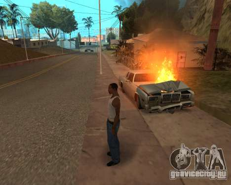 Good Effects v1.1 для GTA San Andreas десятый скриншот