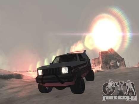 Приятный ColorMod Final для GTA San Andreas седьмой скриншот