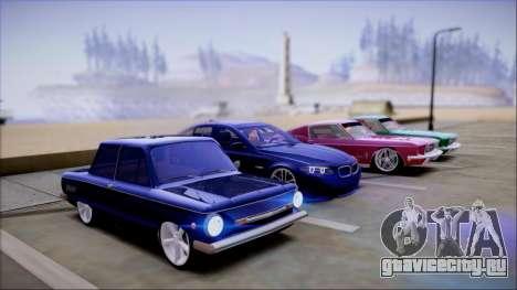Reflective ENBSeries v2.0 для GTA San Andreas одинадцатый скриншот