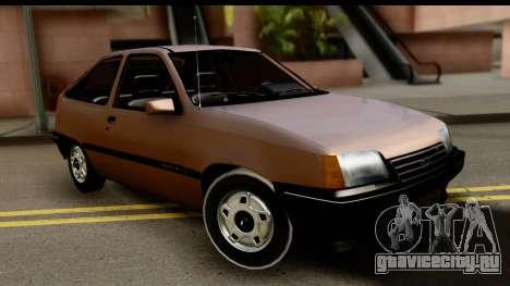 Chevrolet Kadett SL v2.0 для GTA San Andreas