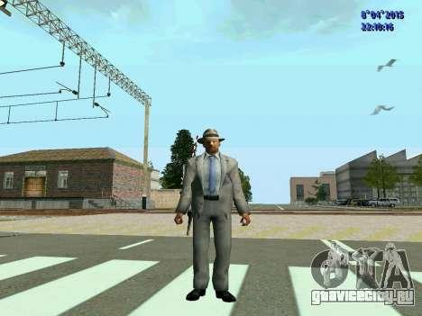 Хрущев Никита Сергеевич для GTA San Andreas пятый скриншот