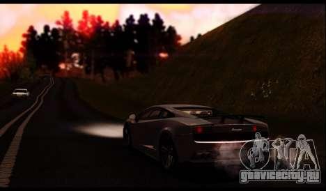 ENB J.F ProjeT 3.0 для GTA San Andreas шестой скриншот