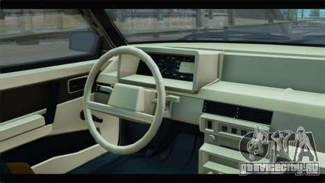 ВАЗ 21083 для GTA San Andreas вид справа