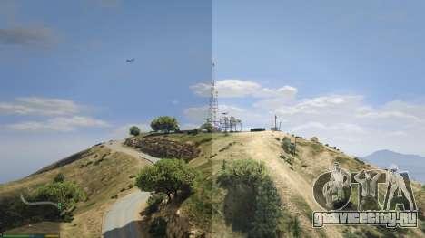 Reshade & SweetFX для GTA 5 третий скриншот