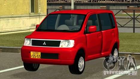 Mitsubishi eK Wagon для GTA San Andreas