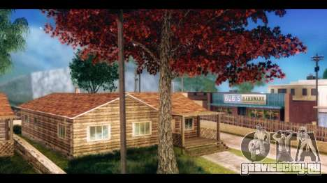 ENB v4 для GTA San Andreas пятый скриншот