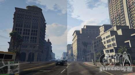 Reshade & SweetFX для GTA 5 четвертый скриншот