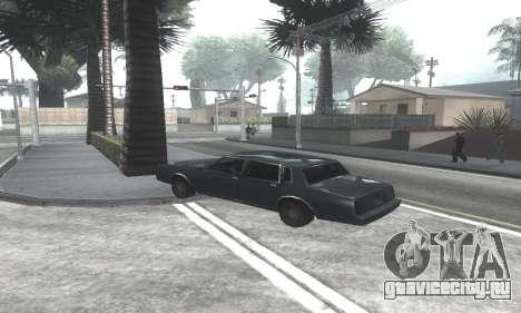 Beautiful ENB Colormod 1.3 для GTA San Andreas шестой скриншот