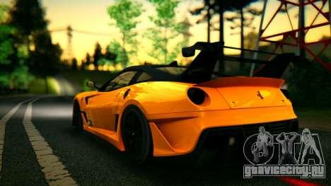 Pavanjit ENB v3 для GTA San Andreas пятый скриншот