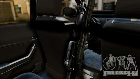 Toyota Hilux SW4 2014 ROTA для GTA San Andreas вид справа