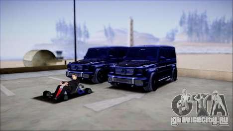 Reflective ENBSeries v2.0 для GTA San Andreas шестой скриншот