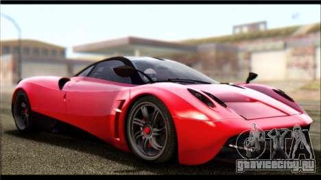 Simple ENB для GTA San Andreas второй скриншот