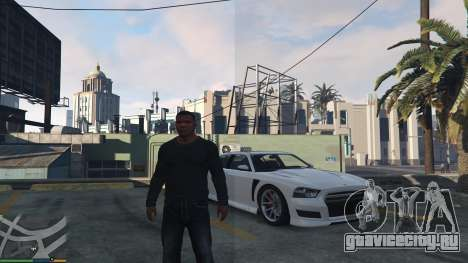 Sharp Vibrant Realism (Custom ReShade) для GTA 5 четвертый скриншот