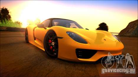 Pavanjit ENB v3 для GTA San Andreas третий скриншот
