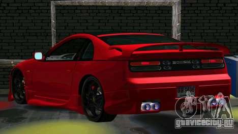 Nissan 300ZX для GTA San Andreas