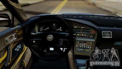 Subaru Legacy RS 1990 для GTA San Andreas вид справа