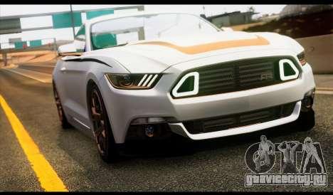 ENB Pavanjit v4 для GTA San Andreas третий скриншот