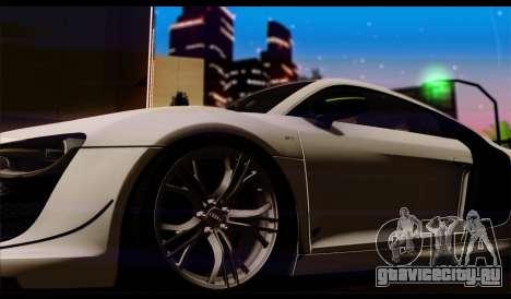 ENB J.F ProjeT 3.0 для GTA San Andreas второй скриншот