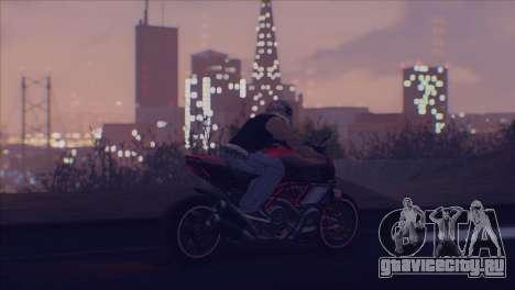 Real Live ENB для GTA San Andreas пятый скриншот