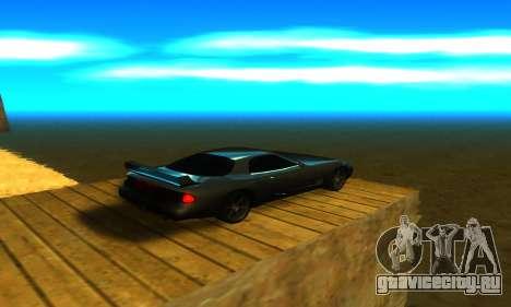 ENB 1.5 & Wonder Timecyc для GTA San Andreas четвёртый скриншот