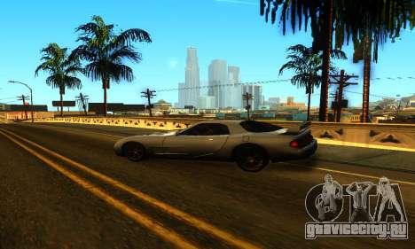 ENB 1.5 & Wonder Timecyc для GTA San Andreas второй скриншот