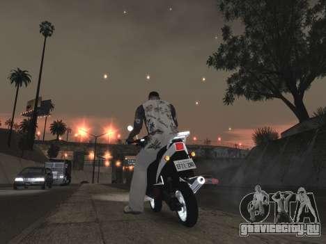 Приятный ColorMod Final для GTA San Andreas девятый скриншот
