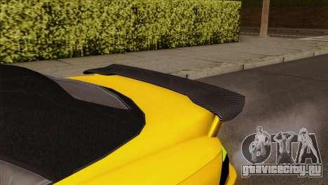 GTA 5 Ubermacht Zion XS Cabrio для GTA San Andreas вид справа