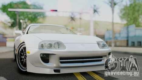 Toyota Supra 1998 FF7 для GTA San Andreas