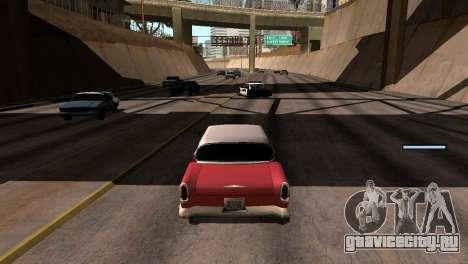 Новые тени без потери FPS для GTA San Andreas шестой скриншот