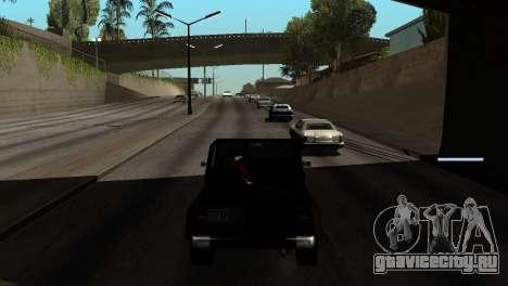 Новые тени без потери FPS для GTA San Andreas девятый скриншот