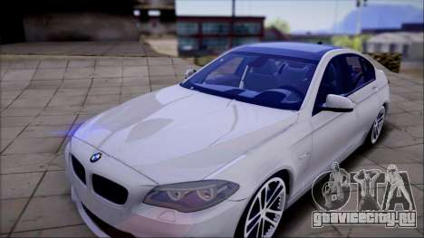 Reflective ENBSeries v2.0 для GTA San Andreas восьмой скриншот