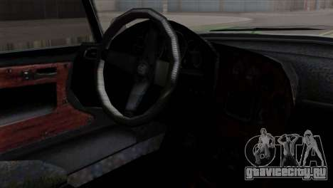GTA 5 Grotti Stinger GT v2 для GTA San Andreas вид справа