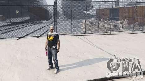 GTA V Online Snow Mod для GTA 5 второй скриншот