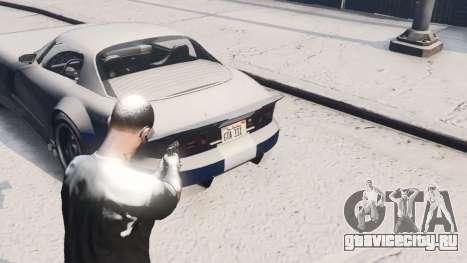 GTA V Online Snow Mod для GTA 5 третий скриншот