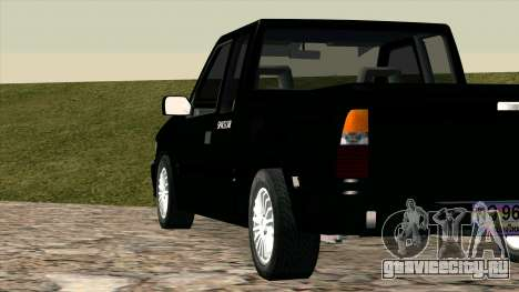 ISUZU Dragon Power для GTA San Andreas вид справа